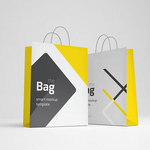 Bolsas de papel y tela - Yndaimagen Artes Gráficas
